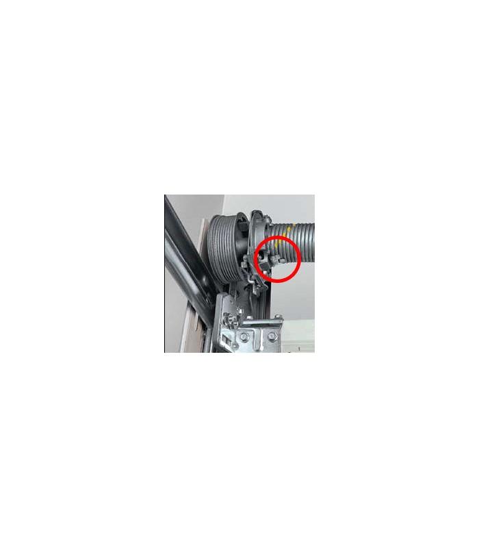 Hormann-Ressort adaptable pour porte sectionnelle L 705 (droit et/ou gauche)