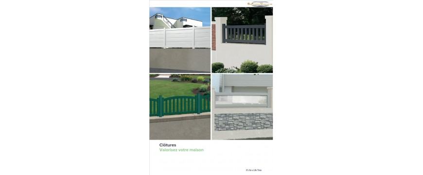 clôture en aluminium portugal
