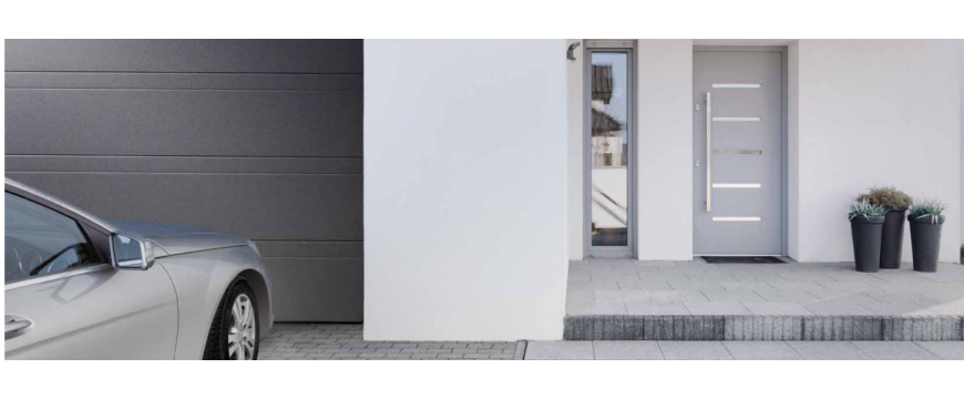 Pièces détachées pour portes garage de la marque : La Toulousaine