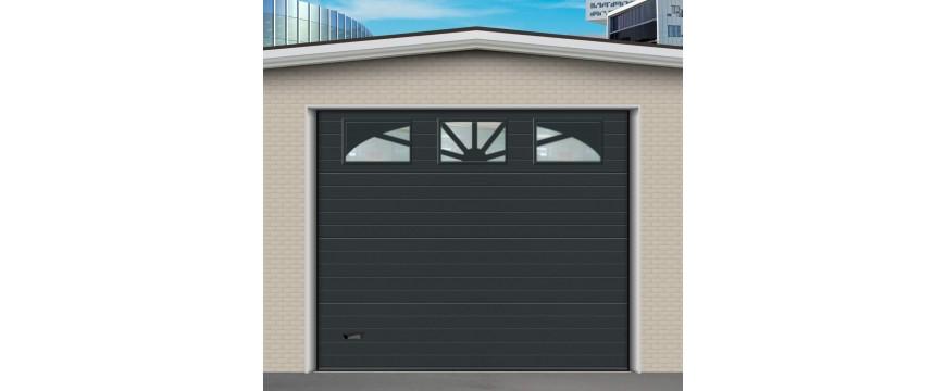 Portes de garage sectionnelles DOORGATE