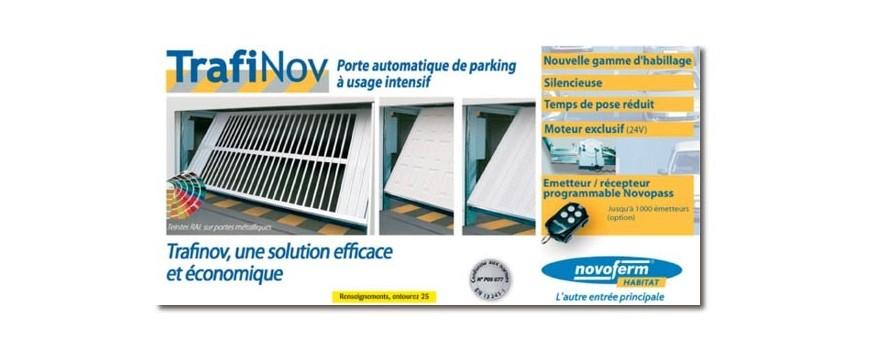 Trafinov portes automatiques de parking